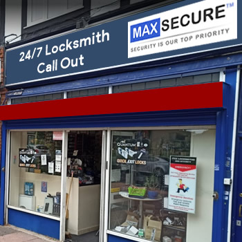 Locksmith store in Tooting